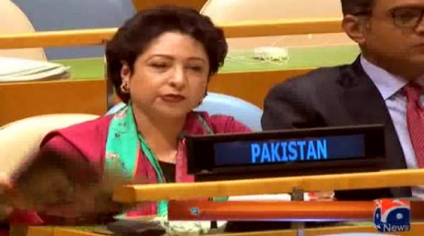 India 'mother of terrorism' in South Asia, Lodhi hits back at Swaraj