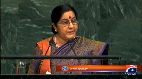 India responds to Pakistan with barrage of accusations at UNGA