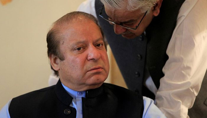 Nawaz Sharif returns to Pakistan, 'will appear in accountability court today (Tuesday)