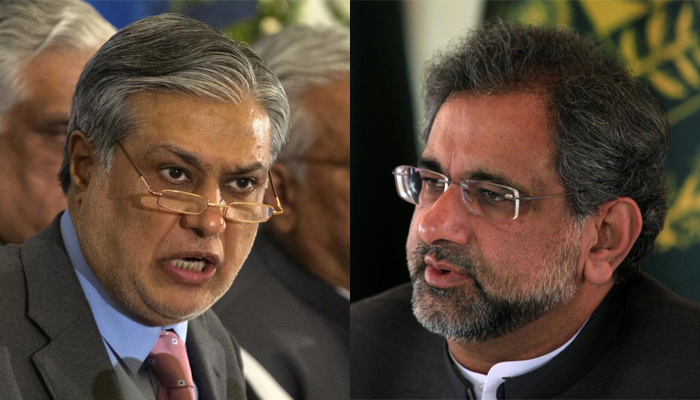 NAB court to file charges against Ishaq Dar on September 27