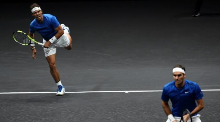 Power couple Nadal, Federer rule out full-time partnership