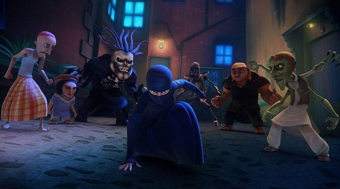 Move over Superman: UN taps superheroine Burka Avenger to fight extremism