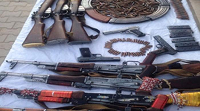 Four wanted terrorists killed in Balochistan operations: ISPR
