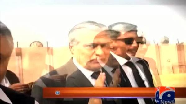 Ishaq Dar appears in accountability court; to be indicted on Sept 27