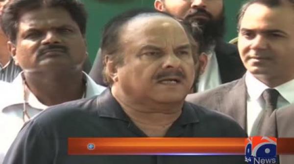 Jail sentence fate of Ishaq Dar, says Naeemul Haque