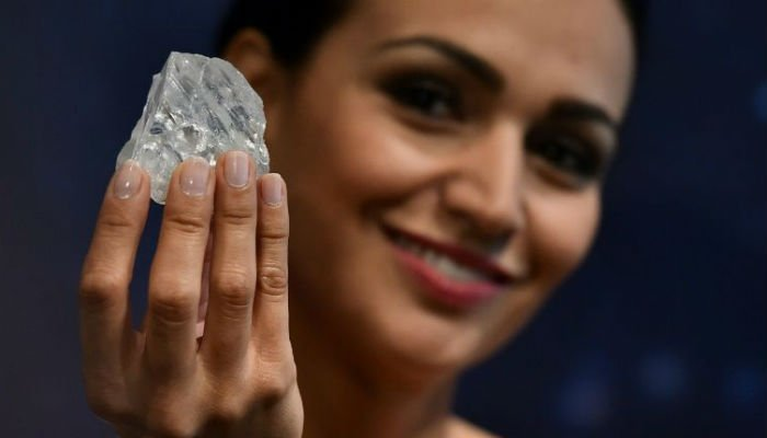 Biggest diamond for a century sells for $53 million