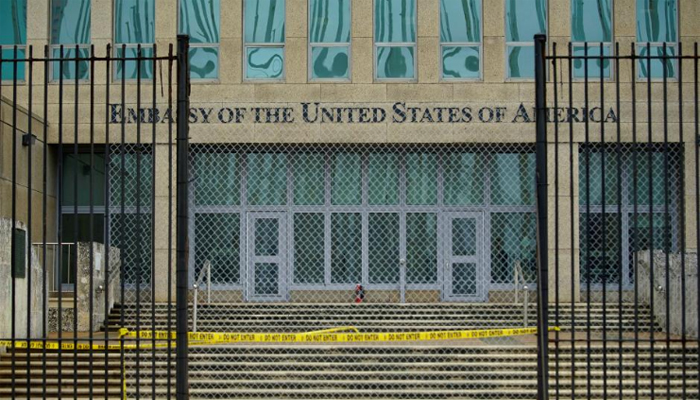 US Planning To Reduce Embassy Staff In Havana