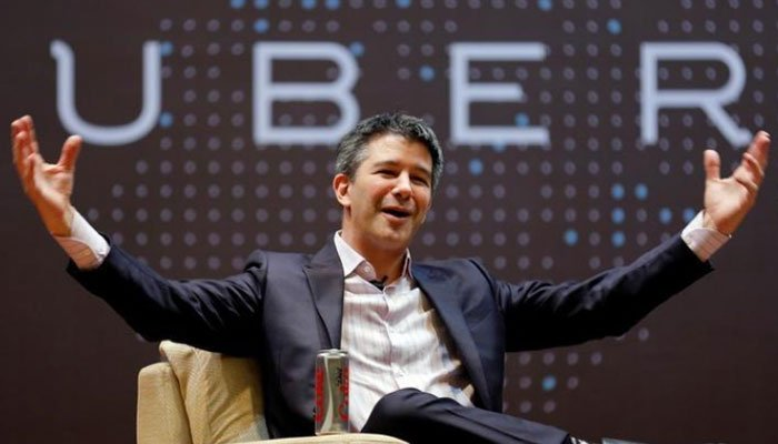 Ousted Uber CEO appoints two members to board