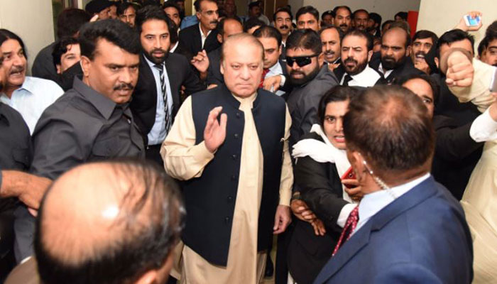 Non-bailable arrest warrants for Sharif's children issued