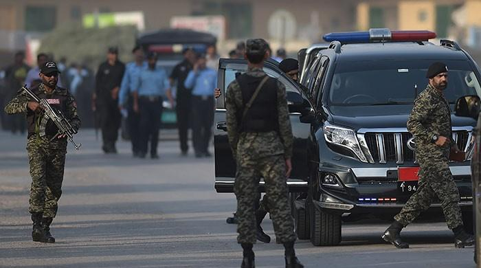 Islamabad administration denies ordering Rangers deployment at NAB court