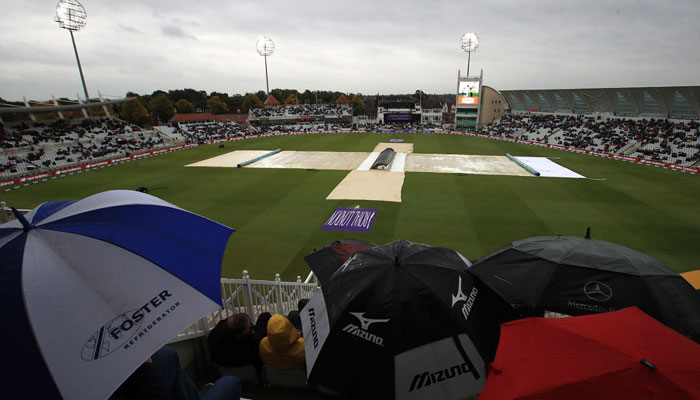 'Giant Tent' Being Discussed to End Rain Delays in Cricket