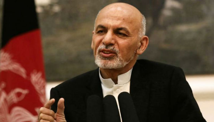 Afghan President Says Most Foreign Troops Could Leave 'Within Four Years'