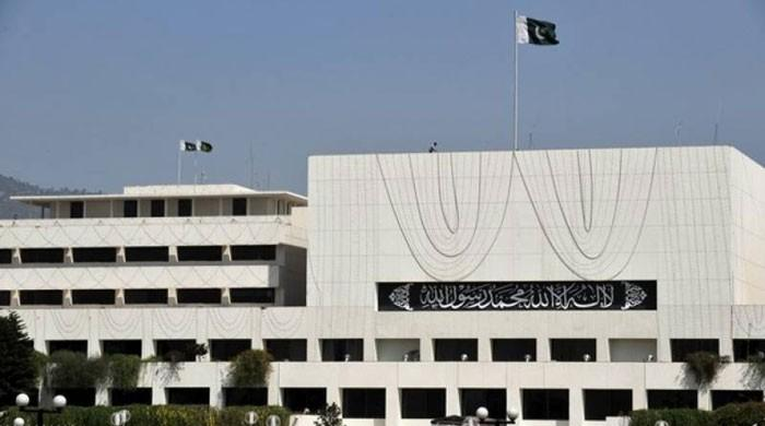FC takes over security of parliament house