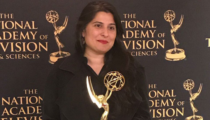 Sharmeen Obaid Chinoy Wins An Emmy Award