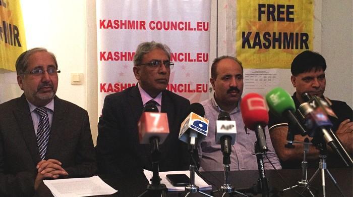 'Kashmir EU Week' set to open curtains in Brussels next week
