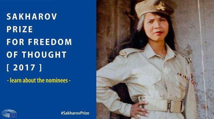 Europe's ECR Group nominates Asia Bibi for Sakharov prize