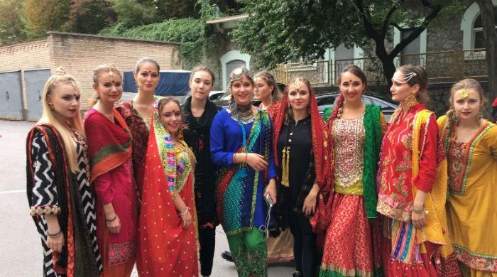 Pakistan's culture celebrated in Ukraine festival