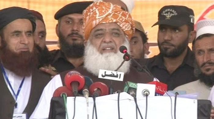 Pakistan being pushed towards political crisis: JUI-F chief