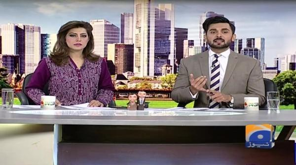 Geo Pakistan 10-October-2017