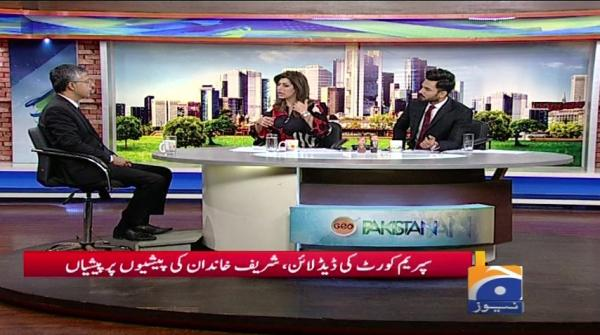 Geo Pakistan 13-October-2017