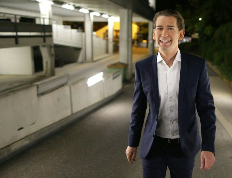 Austrian People's Party Leading in Parliamentary Elections - Exit Polls