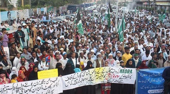 Pakistan moves towards legalising Bengalis and Biharis, not Rohingyas
