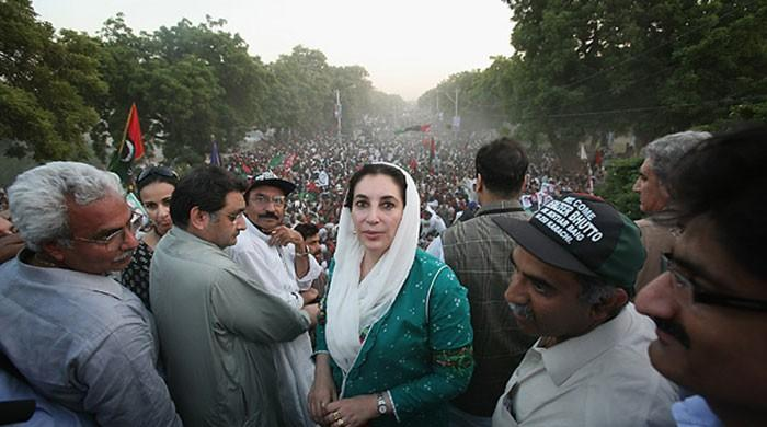 Remembering the October 18 attack on Benazir Bhutto