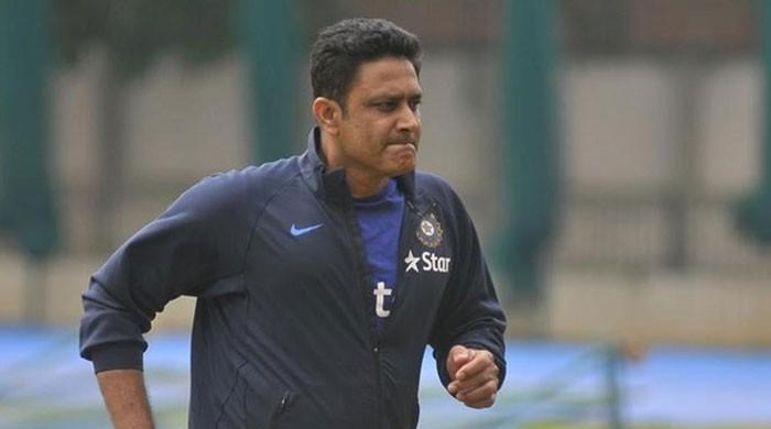 Indian cricket board slammed over Kumble birthday post