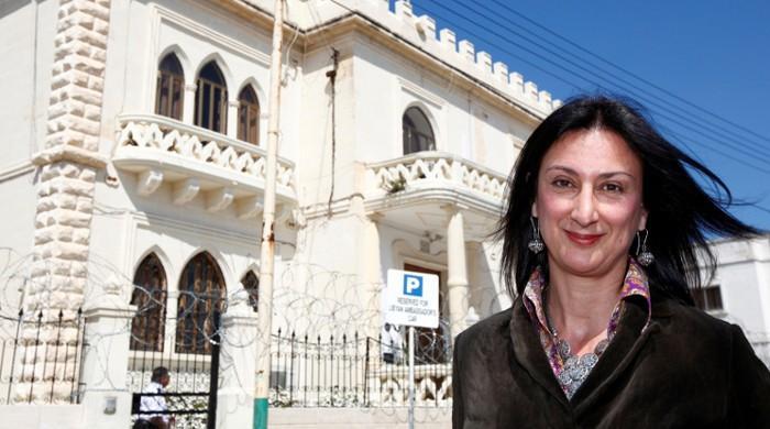 EU 'horrified', urges justice for murdered Malta journalist
