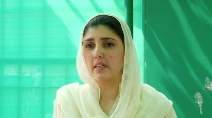 Imran called upon supporters to throw acid on my face, claims Gulalai