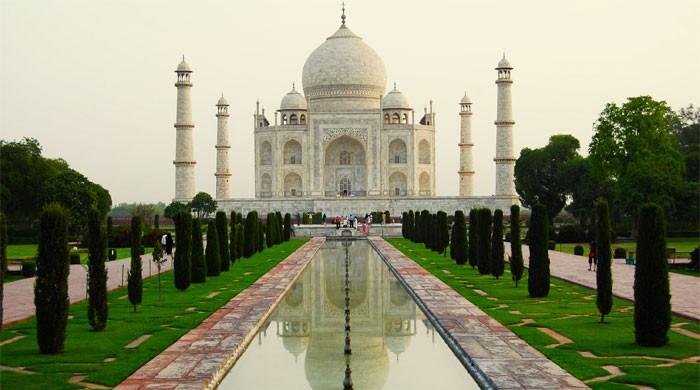 Taj Mahal built by traitors, is blot on Indian culture: BJP lawmaker