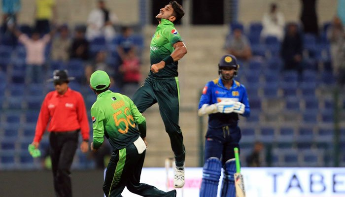 Hasan Ali picks his third ODI five-wicket haul — Twitter Reactions