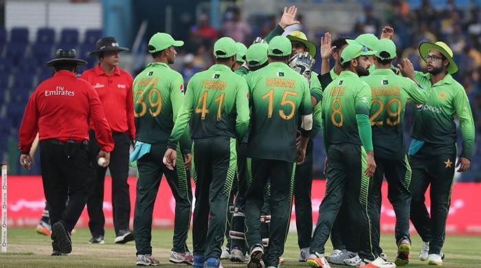 Imam-ul-Haq propels Pakistan to ODI series win against Sri Lanka