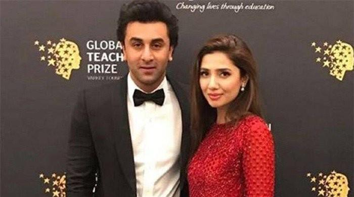 Mahira Khan finally speaks on Ranbir picture controversy