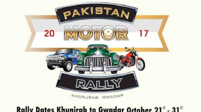 Army to hold 'Pakistan Motor Rally' from Oct 21-31
