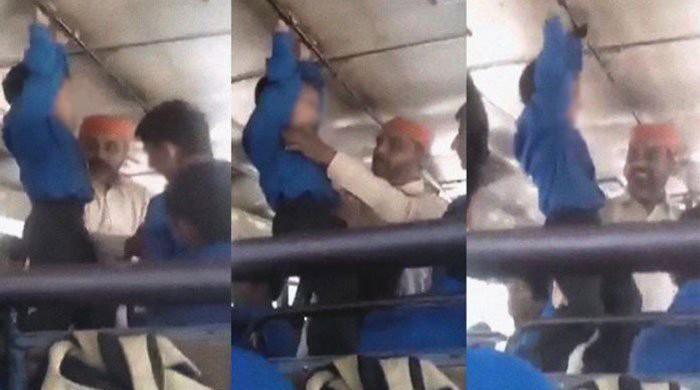 Bus conductors who tortured special needs children get bail