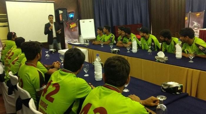 Qalandars arrange players' personality grooming sessions for Rising Stars