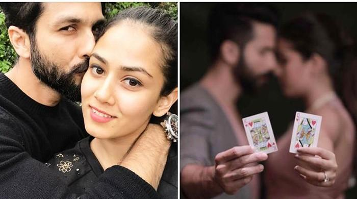Shahid Kapoor's latest post says everything about the queen of his heart