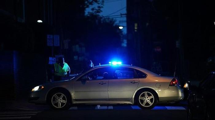 3 killed, two wounded in Maryland shooting, gunman flees