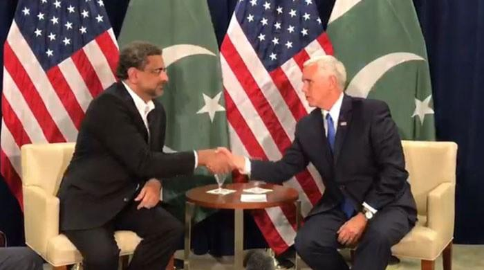 US vice president calls PM, thanks government for safe recovery of hostages