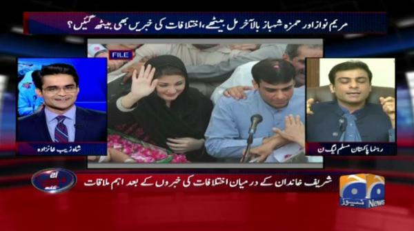There is not a single corruption allegation against me and my father: Hamza Shahbaz