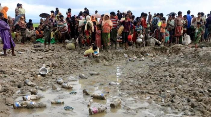 UN says still determining if Myanmar crisis is genocide