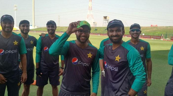 Hafeez warned I'd be beaten up if I got out recklessly, says debut hero Imam