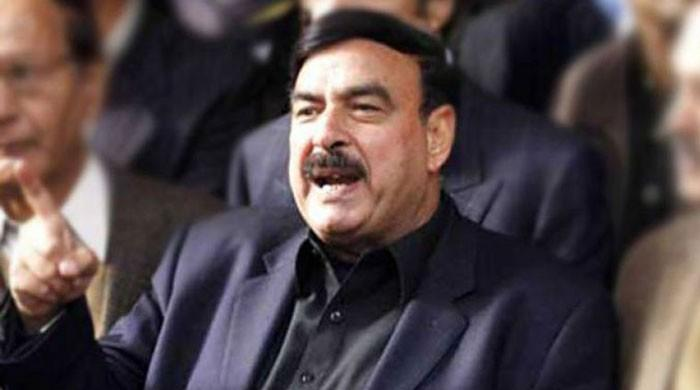 Indictment shining example of rule of Constitution, law: Sheikh Rashid
