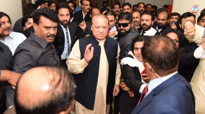 Nawaz says Constitution protects his basic rights