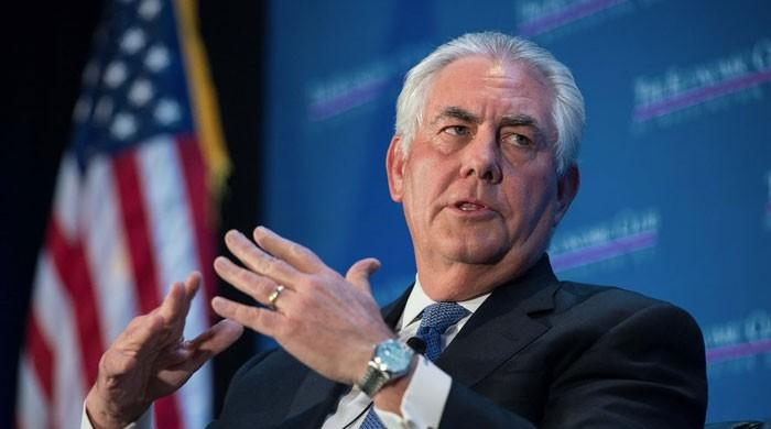 US expects Pakistan to take decisive action against terrorists: Tillerson