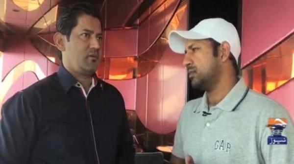 Sarfraz Ahmed speaks exclusively to Geo News