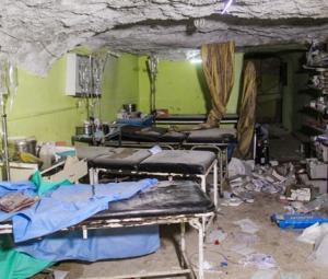 US, Russia headed for clash over Syria gas attack probe