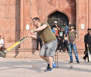 India's best-hated 'gora' explores Pakistan's mad love affair with cricket