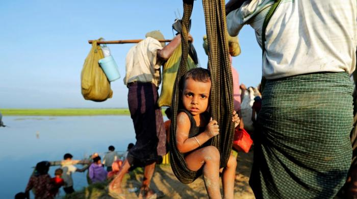 Rohingya refugee children in Bangladesh in dire state: UNICEF